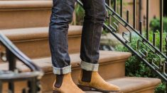 Stomp Your Way Into 2021 with Chelsea Boots