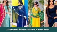 13 Different Salwar Suits for Women-Global Unzip